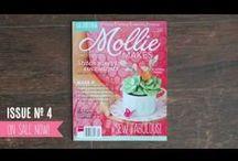Mollie Makes Magazine / by Mollie Makes USA