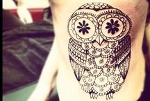 Tattoos & Piercings / by Kacie Benson