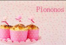 Piononos de Santa Fe, Granada Spain and more / Spanish Pastries / by LaLa Stewart