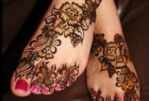 Hennafied!! / by Jean Mitchell