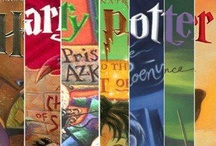 Harry Potter - The Greatest Story Ever Told / by Melissa Varady