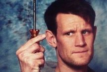 Doctor Who and other geeky stuff / Doctor who and anything that can be linked to doctor who. Matt Smith is my doctor. / by Emma Gavin