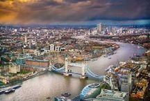 Londres / by ANTOINE SPORTIELLO