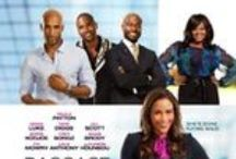 """Baggage Claim 2013 / A board featuring Cast for Upcoming Film """"Baggage"""" Claim which features an All-Star Cast - Opening Sept. 27, 2013 from Writer Director David E. Talbert / by FilmTVDiversity - FATDIVE Entertainment"""