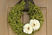 Wreaths / by Leah Thomas