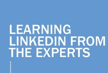 LinkedIn / You need to be on LinkedIn if you're a professional. That's it. End of story.  / by Michelle Magoffin