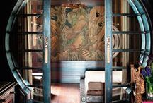 SPECTACULAR SPACES: Hodge Podge / by Kat Swank