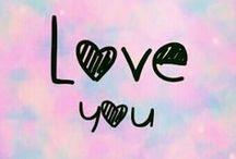 Love / #love / by Michelle Magoffin