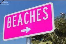 Beach, Sea, and Sand / by Jackie