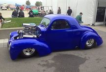 WILLYS / by RICK