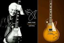 Musicians with Gibson guitars / so fascinated with these guitars. 'cos of Jimmy Page. YES!!! / by patti zoso page