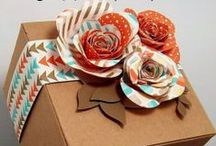 Bags, tags, boxes and 3-D / by Debbie Flanigan