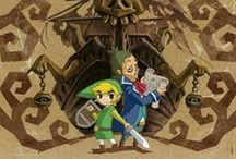 The Legend of Zelda / This game has ruined my social life... / by Julia A. R. Morgan
