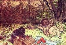 The Wind In The Willows / Kenneth Grahame's Creation.  / by Katie