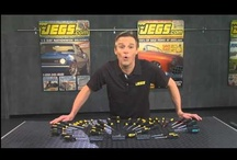 JEGS Products Videos / by JEGS Performance