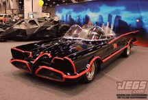 Movie Cars / by JEGS Performance