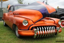 Custom, Street, Rat Rod, Hot Rods, and Nostalgic / by JEGS Performance