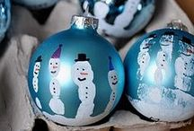 Ho Ho Ho / Everything to do with Christmas, my favourite Holiday! / by Dee Nevitt