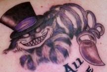 Tattoos / Flesh Art / by Nikki Dgaf
