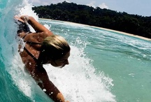 Riding the waves / by Suzana Fragoso