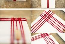i love yarn: red! / by I Love Yarn Day