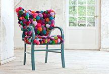 i love yarn: decor / by I Love Yarn Day