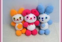 Crochet & Amigurumi patterns / by Be A Crafter xD