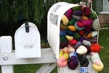 i love yarn: odds and ends / by I Love Yarn Day