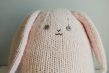 i love yarn: chicks, bunnies & sheep / by I Love Yarn Day