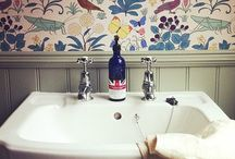 :: First bathroom / by Christina Umbriaco