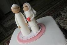 Wedding cakes / by inchAllah Zawaj