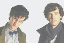 Doctor who & Sherlock / by Isapro