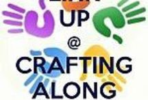 Crafting Along link party / Projects linked @ Crafting Along link party / by Be A Crafter xD