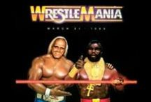 The Best Wrestling Page on Pinterest / by Scott Brown