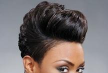Hair Styles I Like / by Joan C Charles