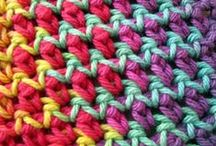 Knitting/Crocheting/Looming / by Marie Delarco