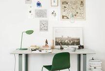 Offices / Despachos / by Casas Cosas