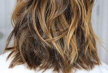 hair - change is good!  :D / by Zoe Wylychenko