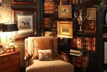 Living Rooms and Libraries / by Marjorie DuPree Marshall