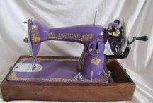 Vintage Sewing Machines / by K C