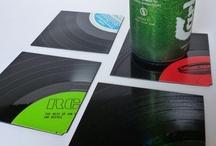 Reciclando Discos, CDs y Casetes / Vinilos, LPs, o discos no han muerto, siguen estando entre nosotros para quedarse. / by Ecomania