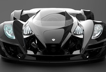 Black Whipz! / Black Autos / by EMSEVEN