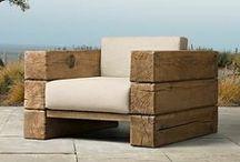 Sillas y Sillones Reciclados / Sillas y sillones de todo tipo, todos ellos elaborados con residuos. / by Ecomania