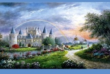 Rainbow Kingdom / by Pandorahh Persephonee