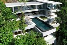 arquitectura moderna / by Laura Regina Bazzana