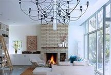 Living with Light - Lighting your Living Space. / by Form+Function