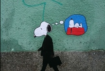 Murs-Murs / Le street-art sous toutes ses formes. / by J-Ph Defawe