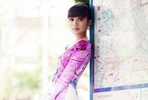 Fashion - Ao Dai / by Mandala Mai