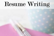 Get Resume & Cover Letter Guidance! / All things related to resume & cover letter help and guidance. / by Occidental Career Development Center