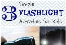 Kid's Activities (5-8) / Those early elementary school years go by in a flash. Have adventures with your kids in the back yard, around the neighborhood or even in the house.  Play, learn and bond with your kids with these fun activities. / by My Kids' Adventures